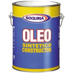 OLEO CONST 1GL VERDE TREBOL SOQUINA