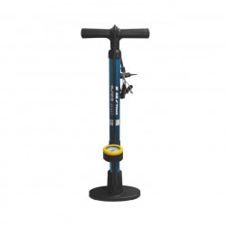 BOMBIN DE PIE AZUL METALICO DEPBOMBRP007 UK