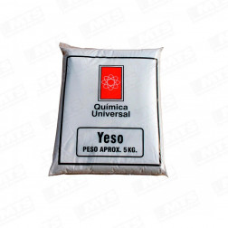 YESO 5KG QUIMICA UNIVERSAL