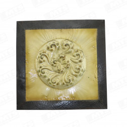 PLACA DECORATIVA PARED 40.6CM