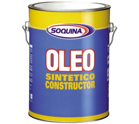 OLEO CONSTRUCTOR 1GL CREMA SOQUINA