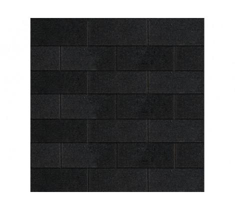 Teja Asfaltica Negro (2.95m2*cj) P&t (becton)