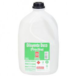 Diluyente Duco Inv.5lts Qca.universal