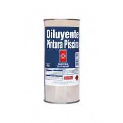 DILUYENTE P/PINT.PISCINA QUIMICA UNIVERSAL