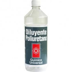 DILUYENTE POLIURETANO 1LT QUIMICA UNIVERSAL