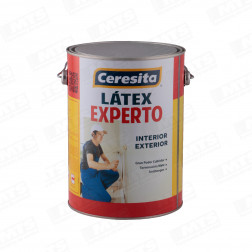 Latex Experto 1gl Damasco Ceresita