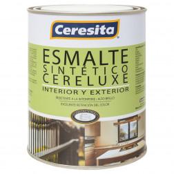 Esmalte Sintetico 1/16l Cereluxe Amarillo Rey Ceresita