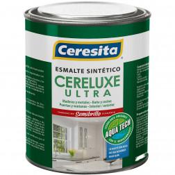 Esmalte Sintetico 1/8gl Cereluxe Blanco Ceresita.