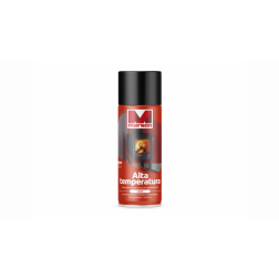 Spray Alta Temperatura Negro 350ml Marson
