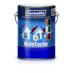 MULTITECHO 1GL NEGRO CERESITA