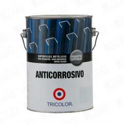 ANTICORROSIVO1/4GL NEGRO TRICOZINC TRICOLOR