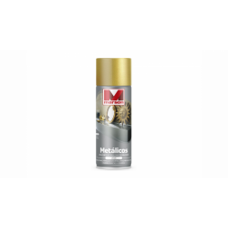 SPRAY ESM METALIZADO DORADO 485ML MARSON