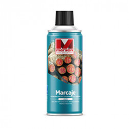Spray Marcaje Rojo 350ml Marson