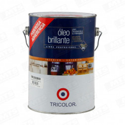 OLEO OPACO PROF 1GL BCO TRICOLOR