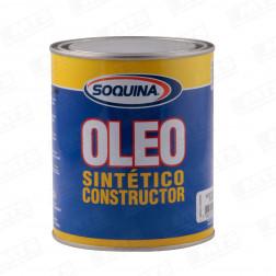 OLEO CONST 1/4GL BLANCO SOQUINA
