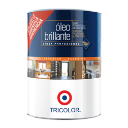 OLEO SINT PROF 1/4GL CAFE MORO TRICOLOR