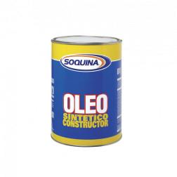 OLEO CONST 1/4GL NEGRO SOQUINA