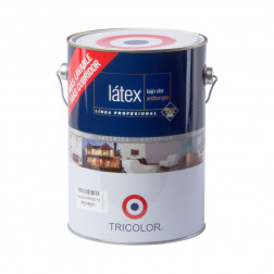 LATEX PROF 1GL BCO. PERFECTO TRICOLOR
