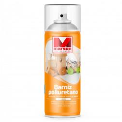 Spray Barniz Poliuretano Incoloro 350ml Marson