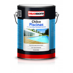 PINT PISC 1GL GRIS CHILCOPISCINA