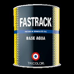 Pintura Alto Trafico Fastrack Acuoso 1tin Amarillo Tricolor
