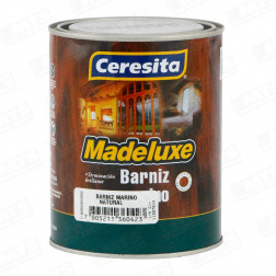 BARNIZ 1/4GL NATURAL CERESITA