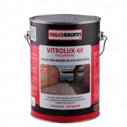 Barniz Vitrolux 60 1gl Maple Chilcorrofin