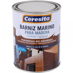 BARNIZ 1/8GL NATURAL CERESITA