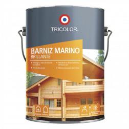 Barniz 1gl Marino Caoba Tricomar Tricolor.