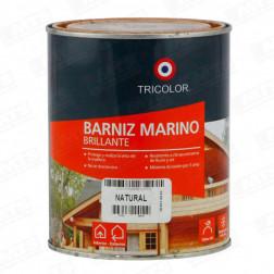 BARNIZ 1/4GL MARINO NATURAL TRICOMAR TRICOLOR