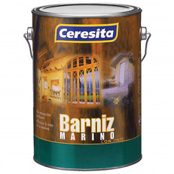BARNIZ 1/4GL OPACO NATURAL CERESITA