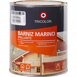 BARNIZ  1/4GL MARINO MAPLE TRICOMAR TRICOLOR.