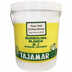 MARMOLINA RODILLO TAJAMAR BLANCO R-1 TINETA 4gl
