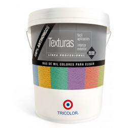 Pasta Tex. Gr30 Tin 4gl  Rojo Colonial Tricolor