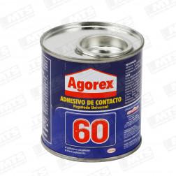 ADHESIVO CONTACTO 1/16GL AGOREX 60