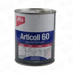 Adhesivo Contacto 1/4gl Articoll 60