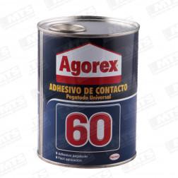 ADHESIVO CONTACTO 1/4GL AGOREX 60