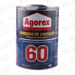 ADHESIVO CONTACTO 1GL AGOREX 60