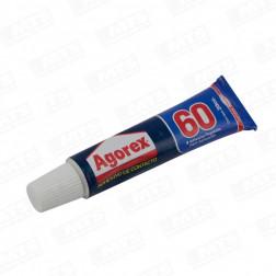 Adhesivo Contacto 20cc Azul Agorex 60
