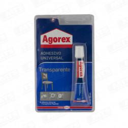 Adhesivo Contacto 20cc Transp. Agorex