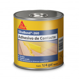 Adhesivo Contacto 1/4gl Sikabond-260