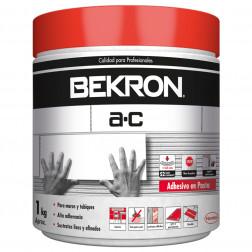 Adhesivo Ceramico Ac Pasta 1kg Bekron