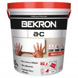 Adhesivo Ceramico Ac Pasta 15kg Bekron