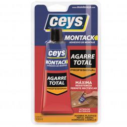 Adhesivo Montaje 100ml Prof Montack Ceys