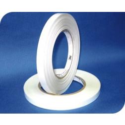 Cinta Doble Contacto Tissue 9mm X40 Blanca 3m