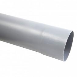 TUBERIA PVC SANITARIA GRIS 40MM*3MT