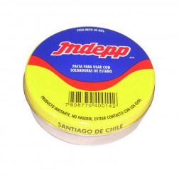 Pasta Fundente 50cc Indepp