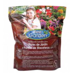 Fertilizante Flores Y Plantas Mac 1kg