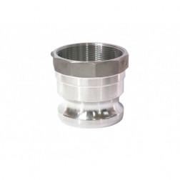 Acople Camlock Macho Aluminio Hi 2'' Hoffens
