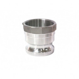 Acople Camlock Macho Aluminio Hi 3'' Hoffens